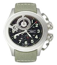 Hamilton Men's Watch Navy Frogman Watch
